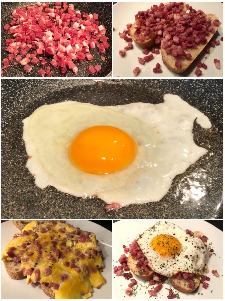 Variationen vom Ei