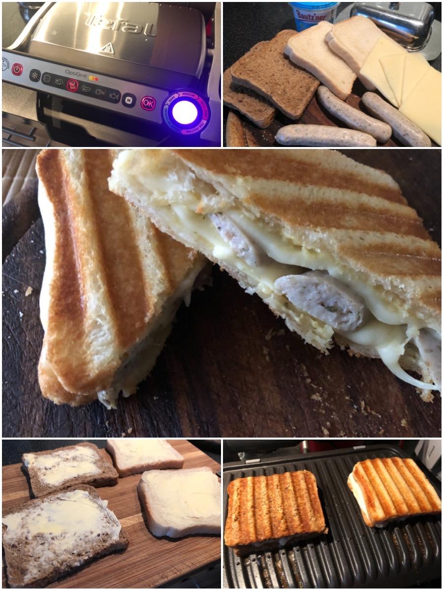 Nürnberger Sandwich