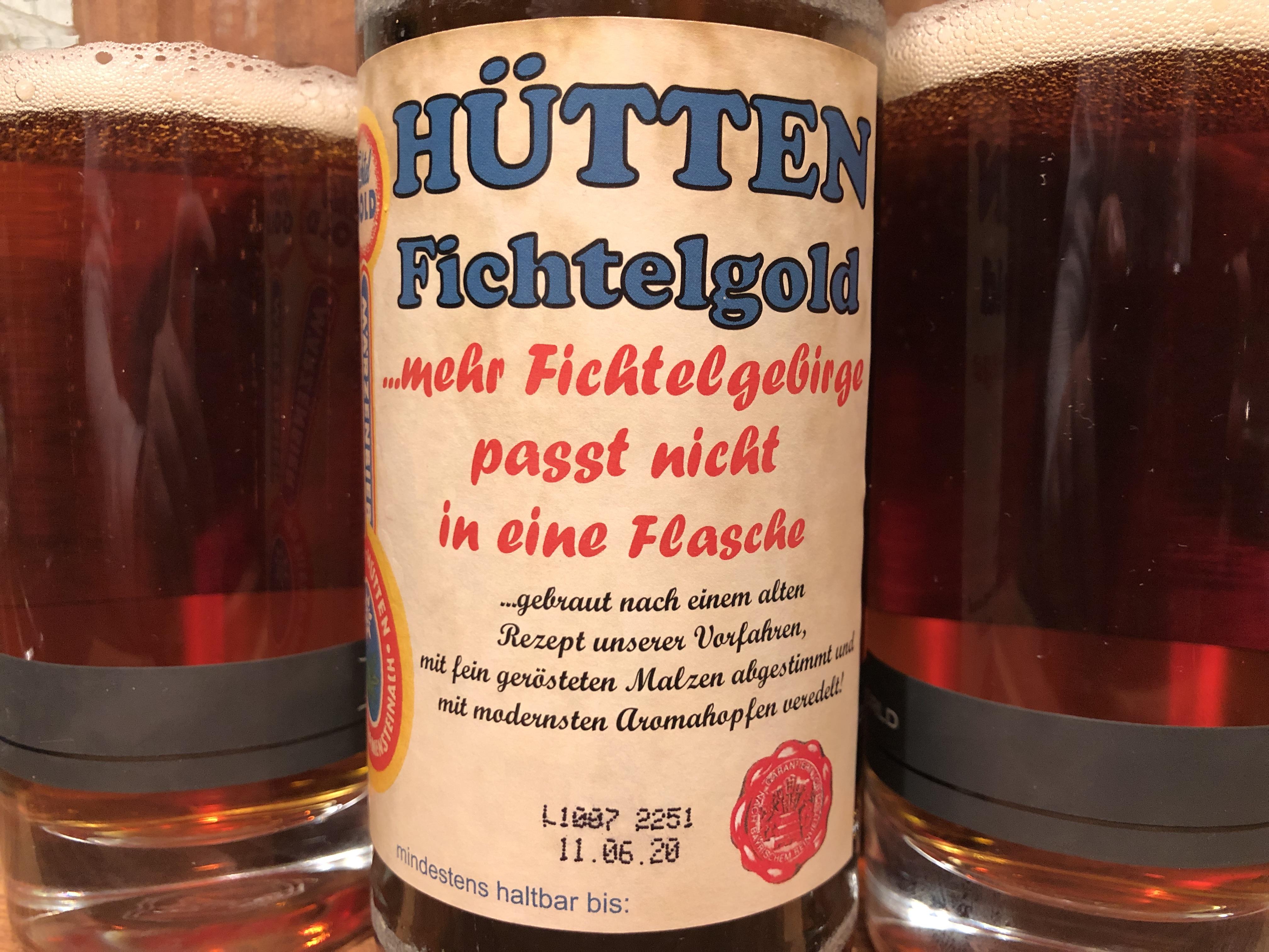Hütten Fichtelgold
