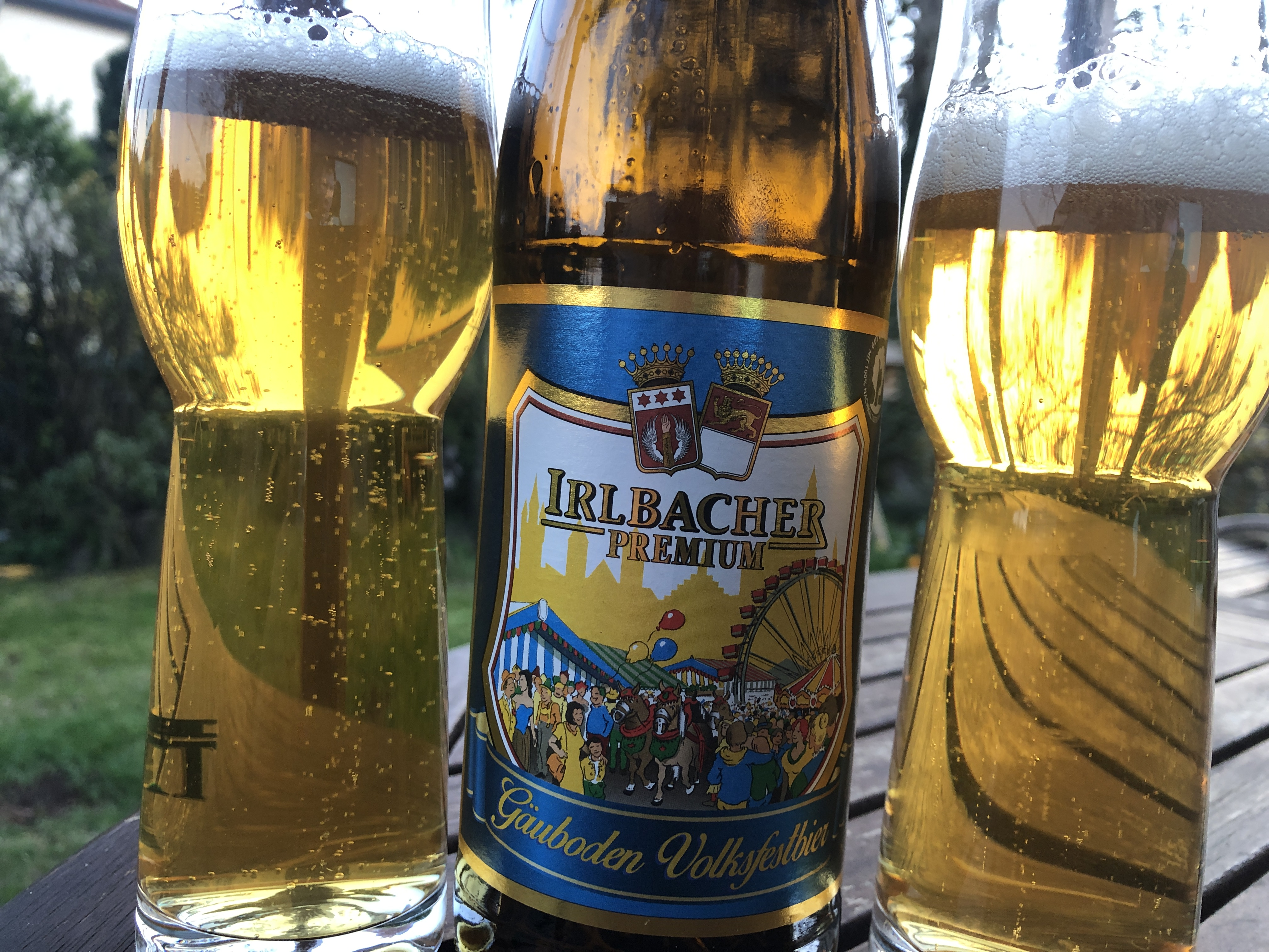 Irlbacher Premium Gäuboden Volksfestbier