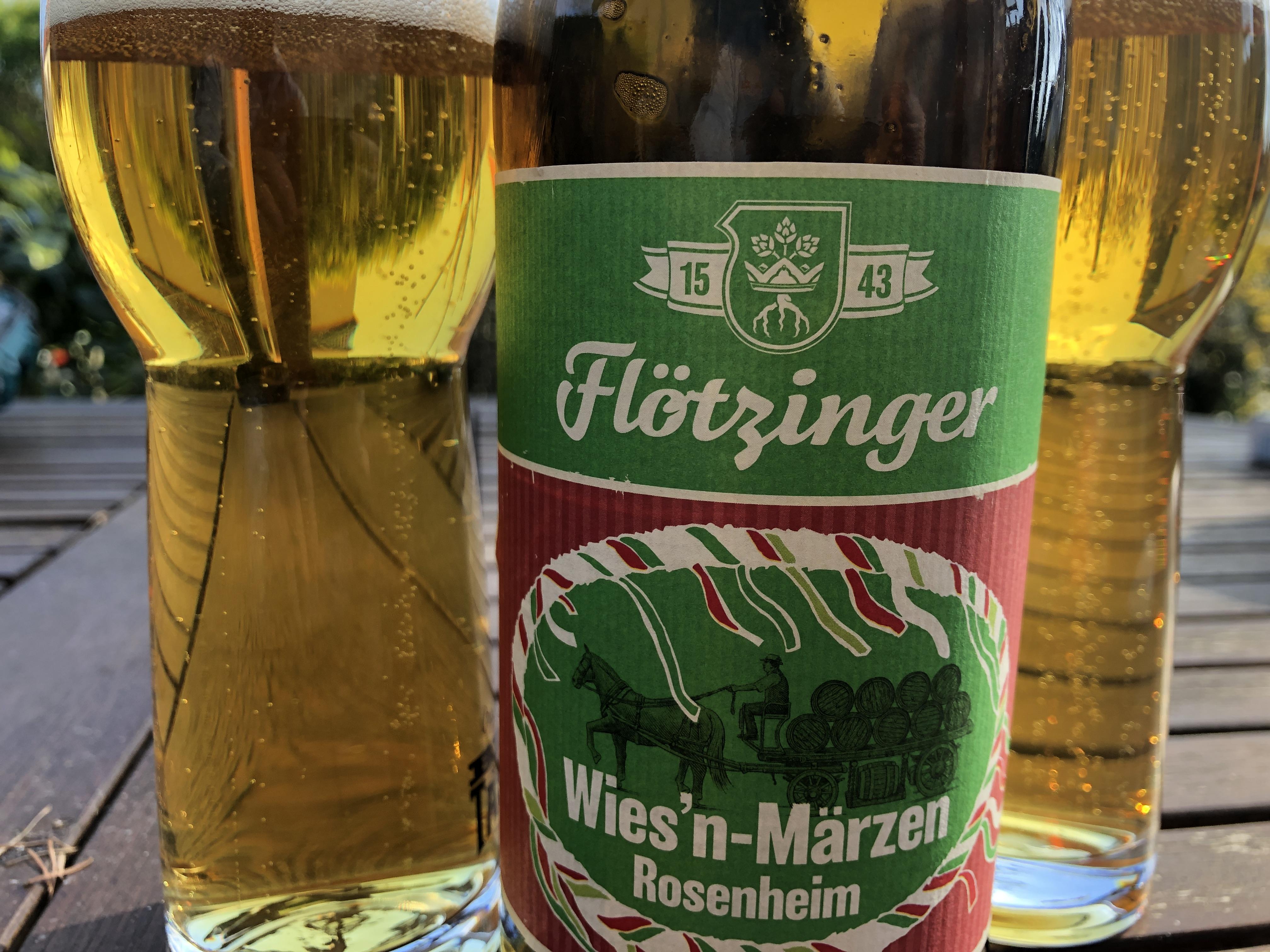 Flötzinger Wies'n-Märzen Rosenheim
