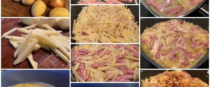 Kartofelfrühstück